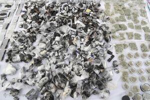 کشف محموله بزرگ مواد مخدر در آبهای خلیج فارس