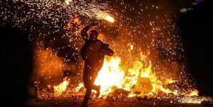 چهارشنبه سوزی در بوشهر / ۵ نوجوان با مواد محترقه سوختند