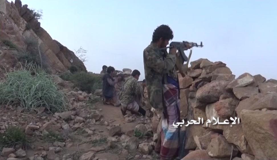 آخرین خبرها از درگیری های سنگین در جنوب یمن/ آیا قمار سعودیها در قلب تعز برای نجات شهر مارب جواب میدهد؟ + نقشه میدانی و عکس