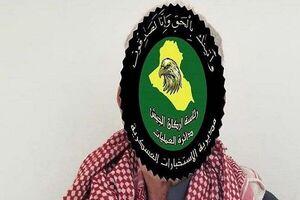 بازداشت یک جاسوس مهم داعش توسط نیروهای اطلاعاتی عراق