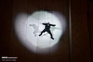 عکس/ «دیوار آسمان» در برج آزادی