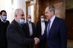 بیانیه وزارت خارجه روسیه درباره دیدار لاوروف و نمایندگان حزب الله