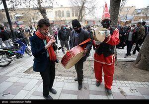 عکس/ بازار همدان درآستانه نوروز