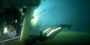 فناوری ساخت ربات آبهای عمیق بومیسازی شد