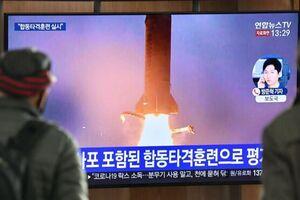 """کرهشمالی با نخستین آزمایش موشکی """"بایدن"""" را محک میزند!"""