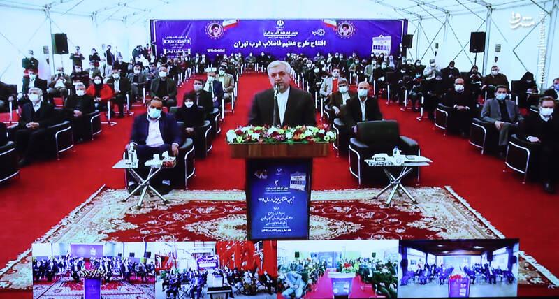 روحانی طرح های ملی وزارت نیرو در ۴ استان کشور را افتتاح کرد