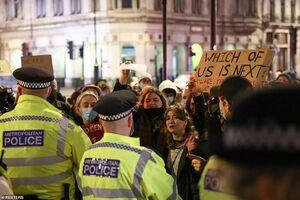تداوم اعتراضها به ناامنی زنان در انگلیس
