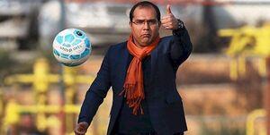 قرارداد سرمربی لیگ برتری تمدید شد +عکس