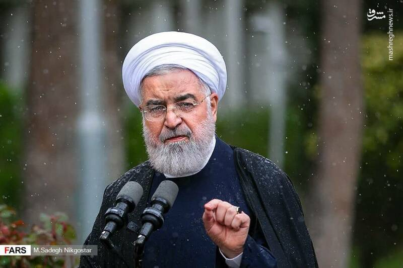 خلاصهای از نحوه اداره کشور توسط دولت روحانی +عکس