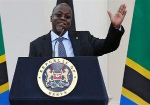 کرونا جان رئیسجمهور تانزانیا را گرفت