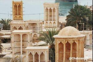 روستایی تاریخی با یک دریا زیبایی و رزق حلال +عکس