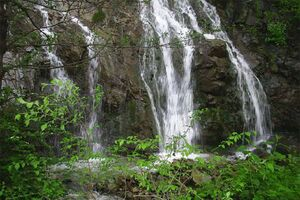 عکس/ آبشار شارشار کجاست؟