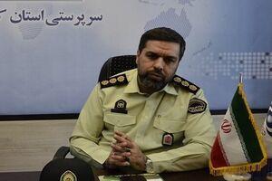 دستگیری قاتل در کرمانشاه ۲ ساعت پس از ارتکاب جنایت - کراپشده