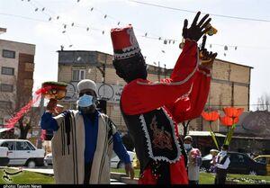 عکس/ برپایی کارناوال شادی در شهرکرد