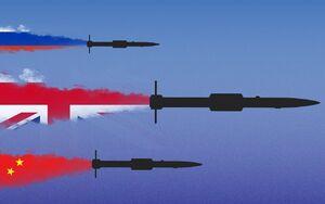 خیز انگلیس برای ساخت سریعترین موشک مافوق صوت
