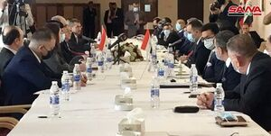 آغاز کار کمیته مشترک سوریه و عراق در بغداد