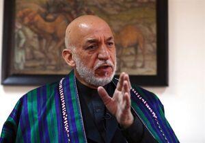 کرزی: دولت انتقالی زمینه ادغام طالبان را فراهم میکند