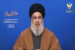 نصرالله: مقاومت به فرماندهانی مانند سردار حجازی نیاز دارد
