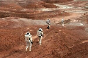 فیلم/ تفاوت نیروی جاذبه در سیارات