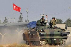 احداث دومین پایگاه بزرگ نظامی ترکیه در ادلب