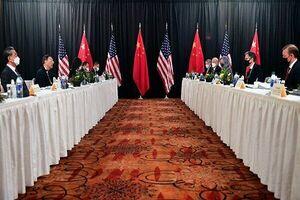 جدال لفظی نمایندگان آمریکا و چین در آلاسکا