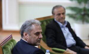 وتوی توافق ۲ وزیر توسط روحانی و افزایش قیمت مرغ و گوشت