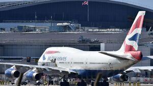 کرونا هواپیمایی انگلیس را به زانو درآورد