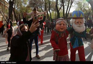 استقبال از نوروز - اصفهان