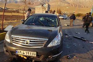 فیلم/ روایت جدید از لحظه ترور شهید فخریزاده