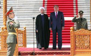 پیام نوروزی روحانی به رئیس جمهور تاجیکستان
