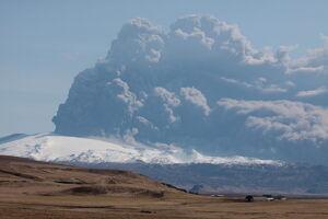 فیلم/ قدرت کوه آتشفشانی را ببینید