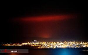 عکس/ فوران آتشفشان ایسلند
