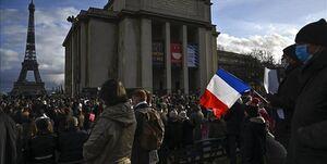 اعتراضات سراسری در فرانسه به مصونیت پلیس