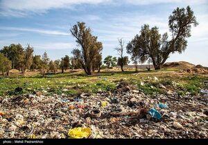 عکس/ حال و روز ناگوار پارک جنگلی گمبوعه