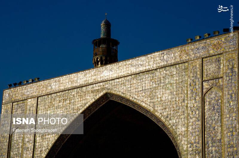 عکس/ مسجدی که شاه عباس اول