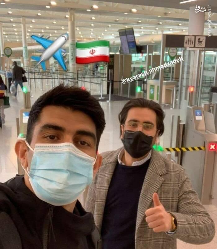 بازگشت بیرانوند به ایران برای حضور در اردو تیم ملی