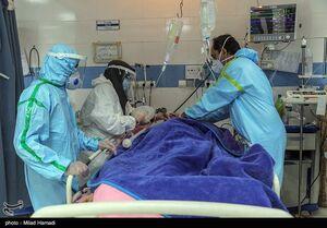 عکس/ روزهای کرونایی در بیمارستان امیرالمومنین (ع) اهواز