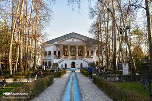 عکس/ باغ فردوس تهران را ببینید