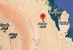 شنیده شدن صدای چند انفجار در شرق عربستان