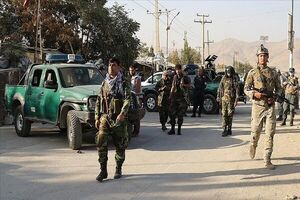 زخمی شدن یک مأمور پلیس در انفجار کابل