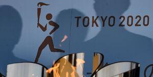 غیبت نخست وزیر ژاپن در مراسم حمل مشعل المپیک