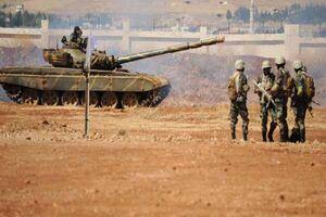 ارتش سوریه مقادیر زیادی از تسلیحات تکفیریها را کشف و ضبط کرد