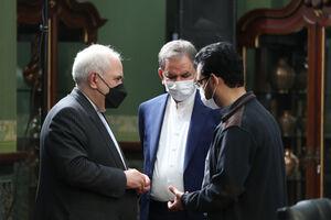 عکس/ حاشیه جلسه امروز هیئت دولت