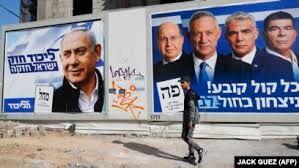 انتخابات اسرائیل