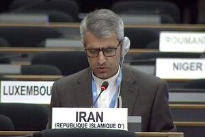 واکنش نماینده ایران در سازمان ملل به تمدید ماموریت ویژه حقوق بشر