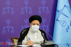 تشکر رئیس قوه قضاییه از پرسنل سازمان زندانها