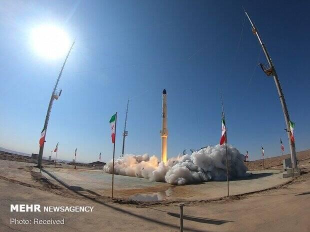 پرتاب تحقیقاتی ماهواره بر ترکیبی ذوالجناح