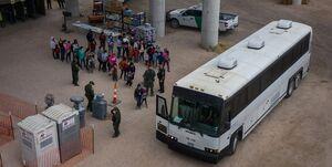 انتقال کودکان پناهجو به پایگاههای نظامی تگزاس
