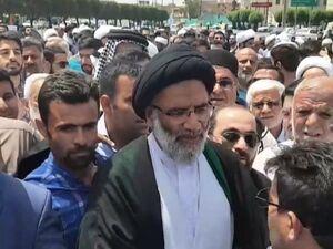 فیلم/ سید مطالبه گر خوزستان لقب کیست؟