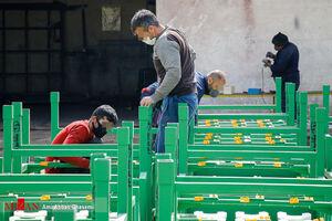 عکس/ از جاهای دیدهنشده زندان رجائی شهر